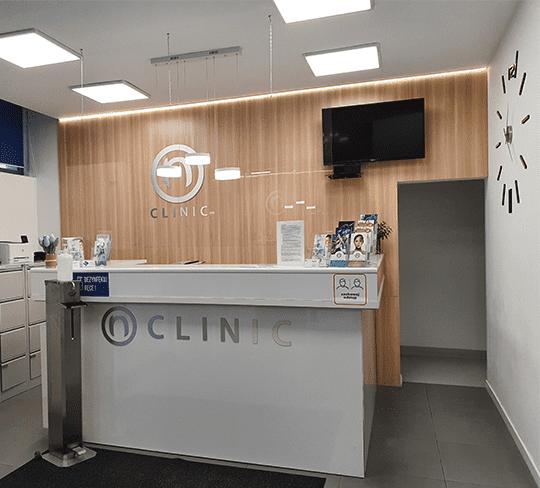 On-Clinic Centrum medycyny Specjalistycznej rejstracja